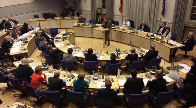 Antrag: Aussprache zur weiteren Zusammenarbeit im Regensburger Stadtrat
