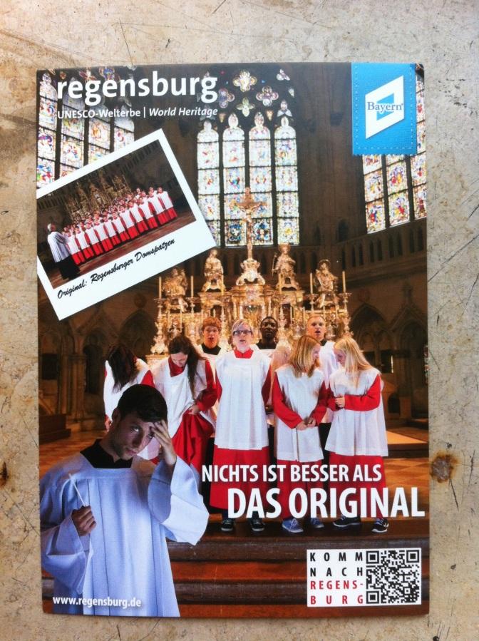 Foto Werbung Domspatzen StadtR